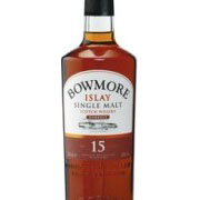 Bowmore Islay Malt 15 Years Darkest 70 Cl. 43% Vol.