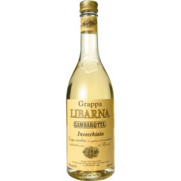 Libarna Invecchiata Grappa 70 Cl. 40% Vol.