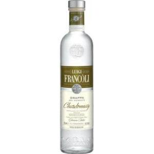 Grappa Luigi Francoli Chardonnay. 70Cl. 41,5% Vol.