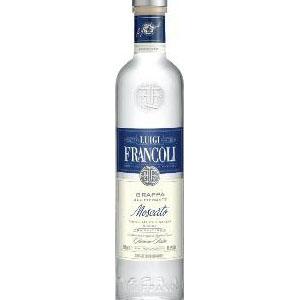 Grappa Luigi Francoli Moscato. 70Cl. 41,5% Vol.