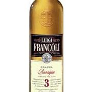 Grappa Luigi Francoli Riserva 3 Anni. 70Cl. 41,5% Vol.