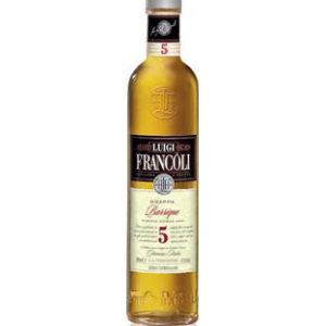 Grappa Luigi Francoli Riserva 5 Anni. 70Cl. 41,5% Vol.