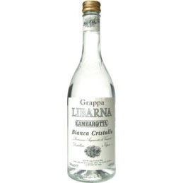 Libarna Cristallo Grappa 70 Cl. 40% Vol.