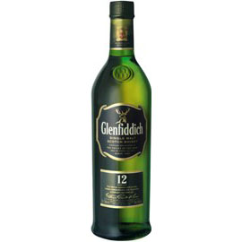 Glenfiddich Special Reserve -12 Year Old- 100 Cl. 40% Vol.