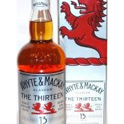 Whyte & Mackay Whisky 13 Yrs 70 Cl.