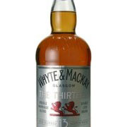 Whyte & Mackay Whisky 13 Yrs 100 Cl.