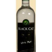 Black Cat Rum White 70 CL. 38% Vol.