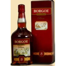 Borgoe Grand Reserve 8 Years Rum 70 Cl. 40% Vol.