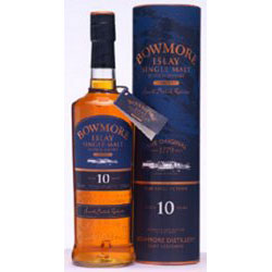 Bowmore Tempest Cask Strenght Small Batch Release nr.1 10 yrs.