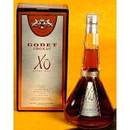 GODET Cognac X.O. Fine Champagne 70 Cl. 40% Vol.