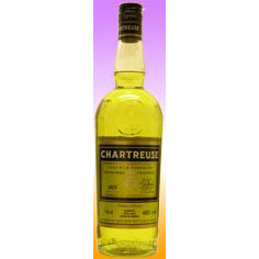 Chartreuse Jaune 70 Cl. 40% Vol.