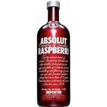 Absolut Raspberri Vodka 70 Cl. 40% Vol.