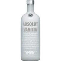 Absolut Vanille Vodka 70 Cl. 40% Vol.