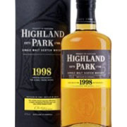 Highland Park - 1998 Created Exclusively 100 Cl. 40% Vol.