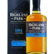 Highland Park 1994 Created Exclusively 70 Cl. 40% Vol.