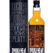Smokehead Islay Single Malt 43% 70 cl.