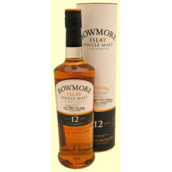 Bowmore Islay Single Malt 12 Years 70 Cl. 40% Vol.