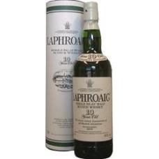 Laphroaig Single Islay Malt Whisky 10 Years 70 Cl. 40% Vol.