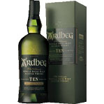 Ardbeg Singel Islay Malt 10 Years 70 Cl. 46% Vol.