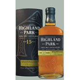 Highland Park Single Malt 15 Years 70 Cl. 40% Vol.