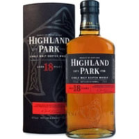 Highland Park Single Malt 18 Years 70 Cl. 43% Vol.