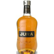 Isle of Jura Single Malt 10 Years 70 Cl. 40% Vol.