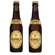 Guinness Special Export Stout - 2 flessen 33 Cl.  8% Vol.