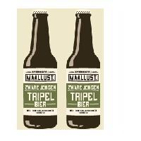 Maallust Tripel -2 flessen 30 Cl.- 8,7% Vol.