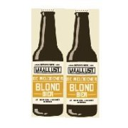 Maallust Blond -2 flessen 30 Cl.- 6,5% Vol.