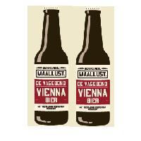 Maallust Vienna -2 flessen 30 Cl.- 5% Vol.