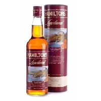 Hamiltons Lowland Single Malt -70 Cl.- 40% Vol.