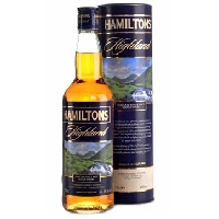 Hamiltons Highland Single Malt -70 Cl.- 40% Vol.