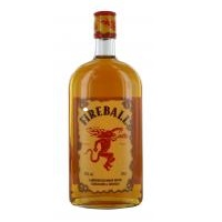 FIREBALL Cinnamon Whisky -70 Cl.- 33% Vol.