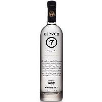 OSeven Vodka -70 Cl.- 40% Vol.
