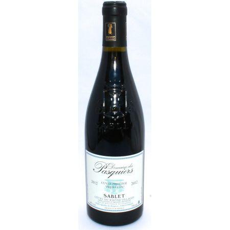 Côtes-du-Rhône Villages Sablet Cuvée Prestige